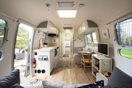 Unique Airstream Interior Design Ideas You Must Have12