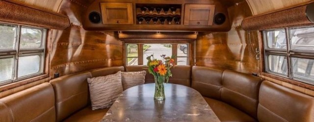 Unique Airstream Interior Design Ideas You Must Have32