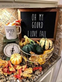 Affordable Fall Decorations Ideas To Try Right Now30