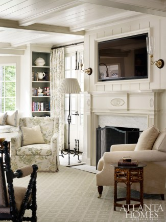 Amazing Fall Living Room Decorating Ideas To Try Asap08