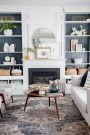Awesome Living Room Decoration Ideas For Fall38