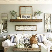 Awesome Living Room Decoration Ideas For Fall41