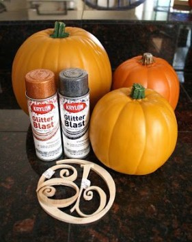 Excellent Diy Fall Pumpkin Topiary Ideas For Home Décor07