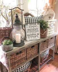 Stunning Fall Home Decor Ideas With Farmhouse Style06