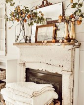 Stunning Fall Home Decor Ideas With Farmhouse Style16