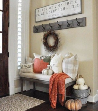 Stunning Fall Home Decor Ideas With Farmhouse Style18