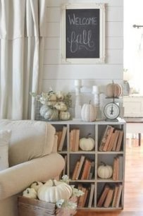 Stunning Fall Home Decor Ideas With Farmhouse Style21