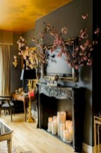 Wonderful Fireplace Makeover Ideas For Fall Home Décor33