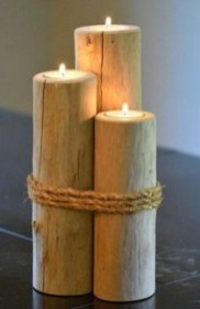 Attractive Diy Logs Ideas For Summer Garden To Try Right Now14