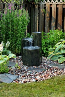 Casual Backyard Ponds Design Ideas For Garden To Try Asap12