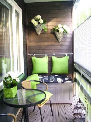 Charming Balcony Design Ideas For Summer17