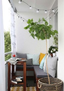 Charming Balcony Design Ideas For Summer36