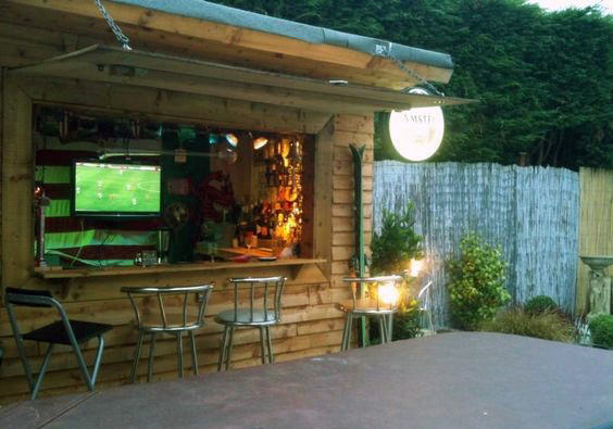 Cool Bar Design Ideas For Outdoor To Try Asap23