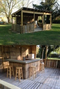 Cool Bar Design Ideas For Outdoor To Try Asap31