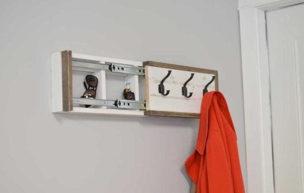 Cool Hidden Storage Design Ideas For Small Spaces To Try24