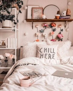 Cute Bedroom Makeover Design Ideas To Try Asap29
