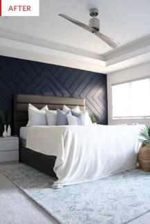 Cute Bedroom Makeover Design Ideas To Try Asap38