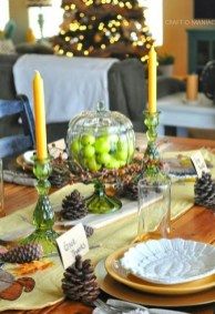 Elegant Diy Thanksgiving Design Ideas For Outdoor Decorations22