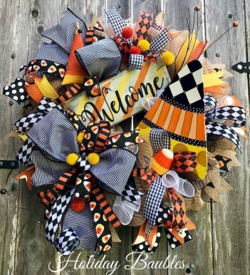 Elegant Diy Thanksgiving Design Ideas For Outdoor Decorations42