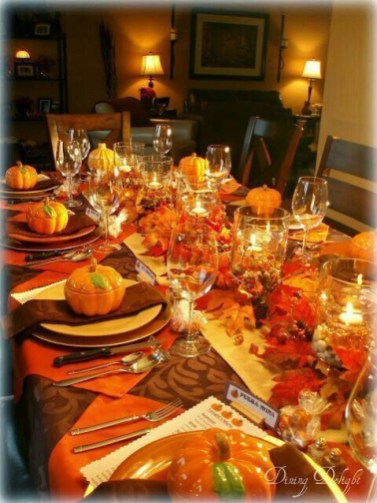 Elegant Diy Thanksgiving Design Ideas For Outdoor Decorations43
