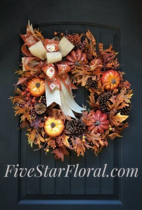 Elegant Diy Thanksgiving Design Ideas For Outdoor Decorations48