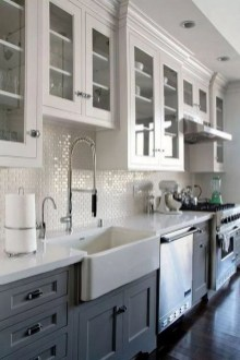 Extraordinary Farmhouse Kitchens Design Ideas That Have An Elegant Looks34