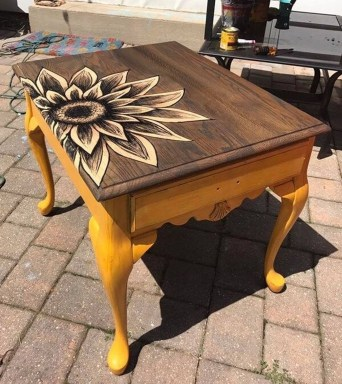 Extraordinary Old Furniture Ideas To Beautify The Decor08