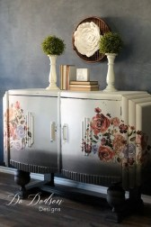 Extraordinary Old Furniture Ideas To Beautify The Decor18