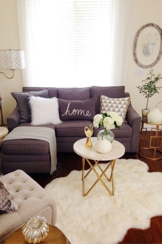 Flawless Diy First Apartment Design Ideas For Living Room28