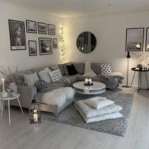 Flawless Diy First Apartment Design Ideas For Living Room32
