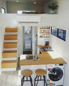 Hottest Interior Tiny House Design Ideas To Copy Right Now30