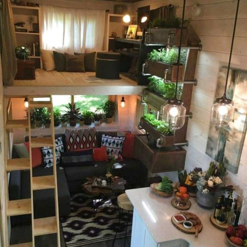 Hottest Interior Tiny House Design Ideas To Copy Right Now46