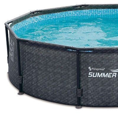 Inexpensive Summer Pool Design Ideas On A Budget43