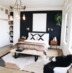 Modern Small Bedroom Design Ideas That Are Look Stylishly Space Saving18