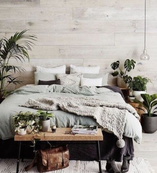 Modern Small Bedroom Design Ideas That Are Look Stylishly Space Saving45