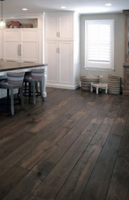 Newest Wooden Floor Design Ideas In My Tiny House Style25