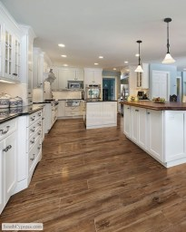 Newest Wooden Floor Design Ideas In My Tiny House Style38