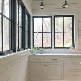 Spectacular Farmhouse Window Design Ideas To Copy Right Now26