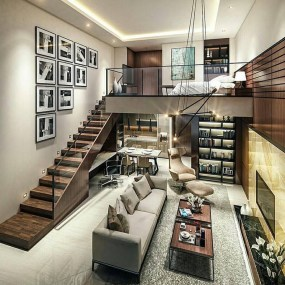 Stylish Home Interior Design Ideas That Suitable For Your New House11