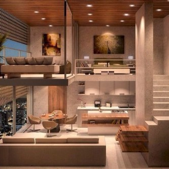 Stylish Home Interior Design Ideas That Suitable For Your New House42