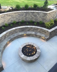 Superb Diy Fire Pit Ideas To Try In The Backyard03
