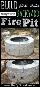 Superb Diy Fire Pit Ideas To Try In The Backyard05