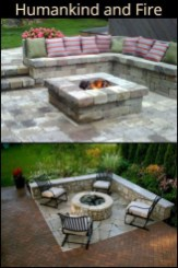 Superb Diy Fire Pit Ideas To Try In The Backyard36