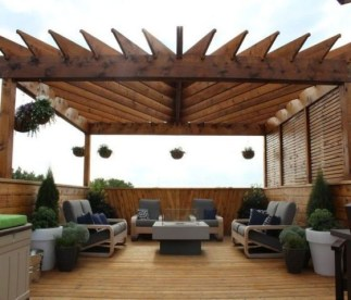 Unique Wooden Pergola Design Ideas Ideas For Your Dream Garden02