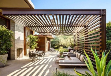 Unique Wooden Pergola Design Ideas Ideas For Your Dream Garden12