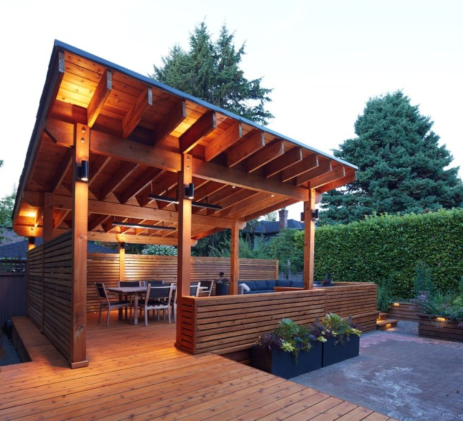 Unique Wooden Pergola Design Ideas Ideas For Your Dream Garden39