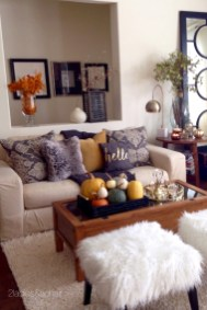 Unordinary Apartment Décor Ideas To Welcome The Autumn12