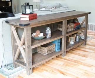 Unusual Diy Console Table Design Ideas To Try This Year07