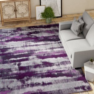 Unusual Painted Rug Design Ideas For Relaxing Screened Porch05