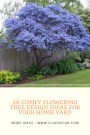 36 Comfy Flowering Tree Design Ideas For Your Home Yard